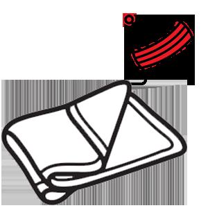 materiaal dekbedovertrekken