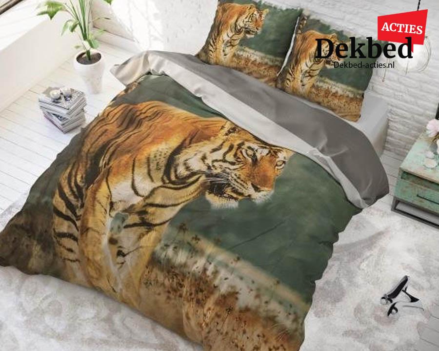 Dekbedovertrek tijger