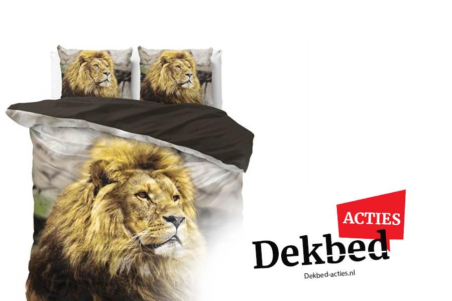 Dekbedovertrekken leeuw