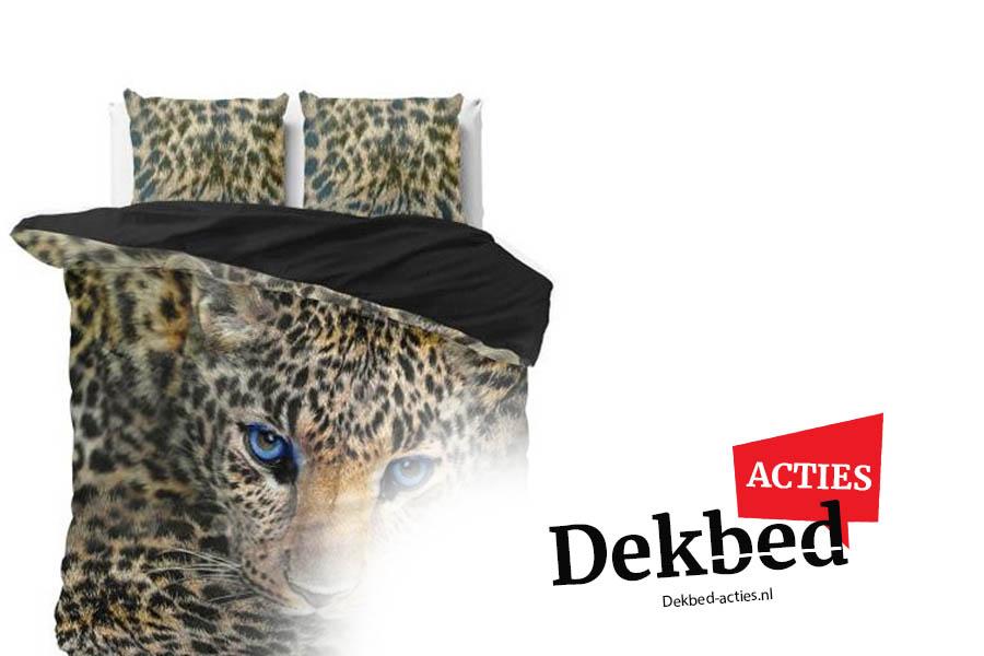 Dekbedovertrekken luipaard