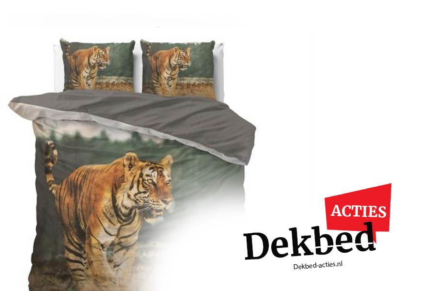 Dekbedovertrekken tijger