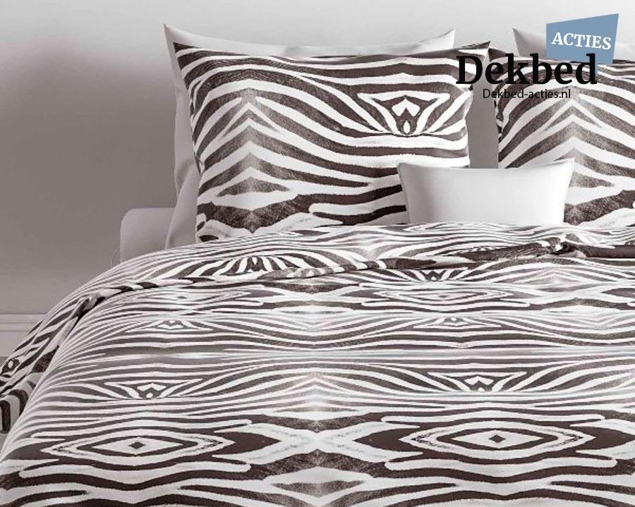 Dekbed zebra print