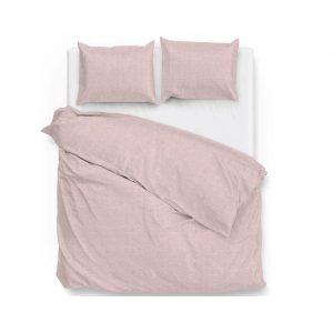 2-persoons dekbedovertrek roze