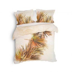 Dekbedovertrek tweepersoons palmblad