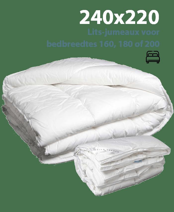 240x220 dekbed